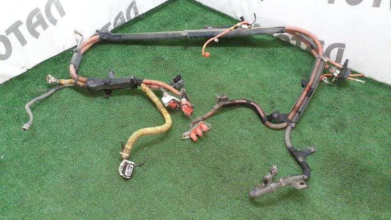 Провода высоковольтные Toyota Kluger MHU28 3MZFE 2005 (б/у)