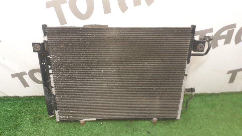 Радиатор кондиционера Mitsubishi Pajero V97W 6G75 2007 (б/у)
