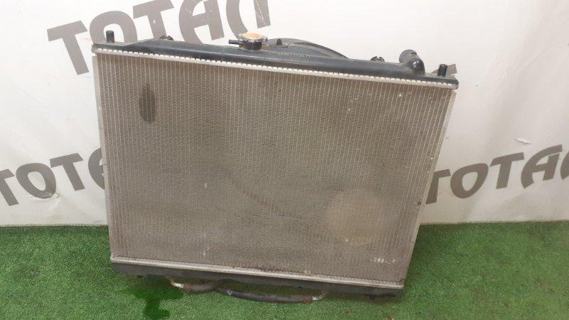 Радиатор двс Mitsubishi Pajero V97W 6G75 2007 (б/у)