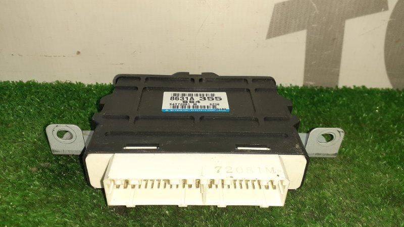 Блок управления 4wd Mitsubishi Pajero V97W 6G75 2007 (б/у)