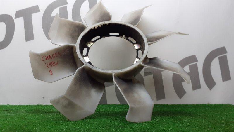 Крыльчатка вентилятора Mitsubishi Challenger K99W 6G74 (б/у)