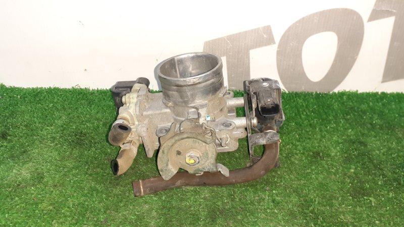 Блок дроссельной заслонки Honda Airwave GJ2 L15A 2007 (б/у)