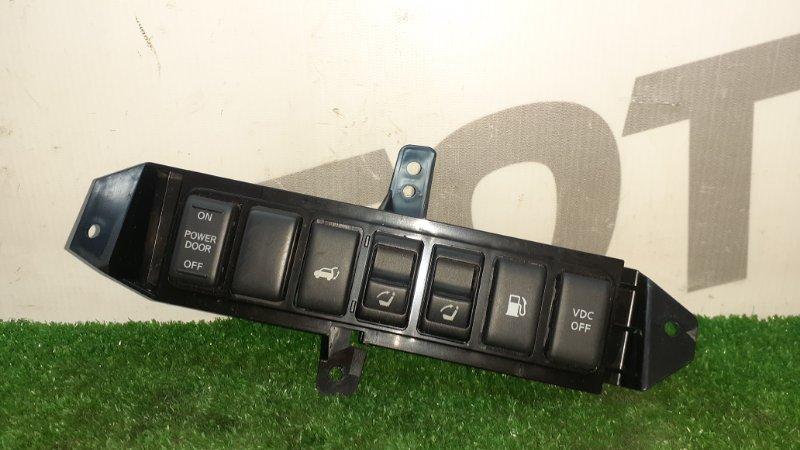 Блок управления дверьми Nissan Murano PNZ51 VQ35DE 2009 (б/у)