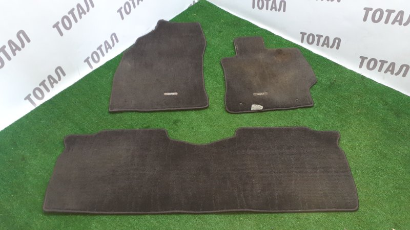 Коврики комплект Toyota Sai AZK10 2AZFXE 2010 (б/у)