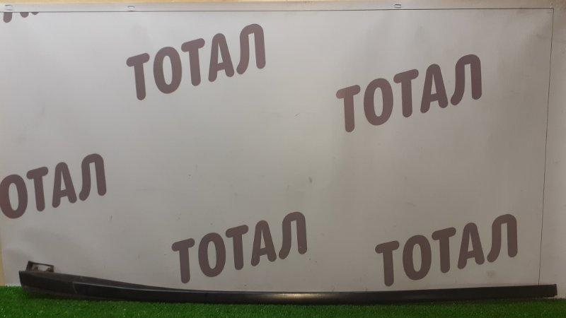 Молдинг лобового стекла Toyota Sai AZK10 2AZFXE 2010 левый (б/у)
