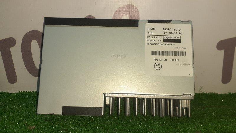 Усилитель магнитофона Toyota Sai AZK10 2AZFXE 2010 левый (б/у)