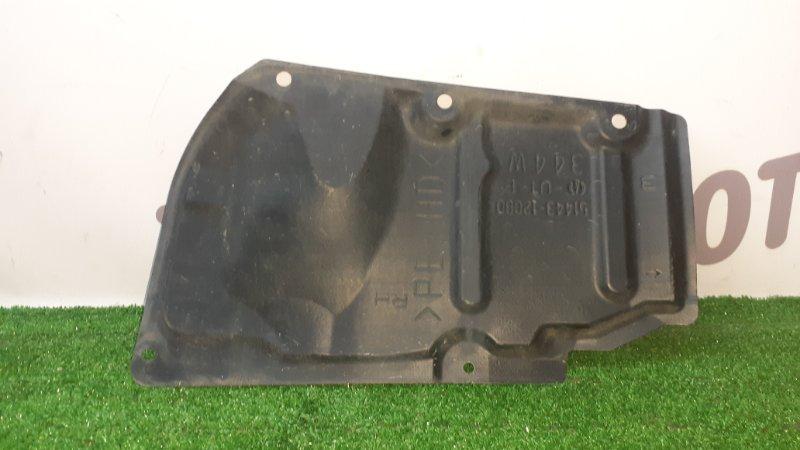 Защита двигателя Toyota Sai AZK10 2AZFXE 2010 правая (б/у)
