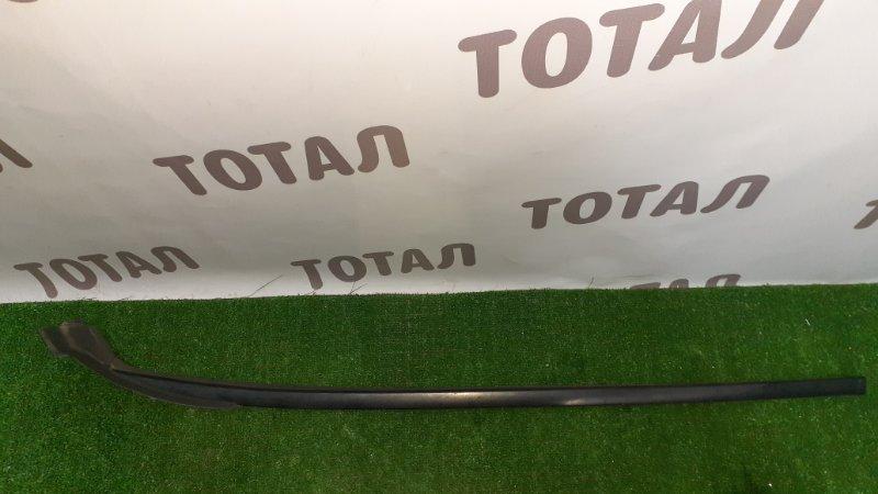 Молдинг лобового стекла Toyota Alphard ANH15 2AZFE 2003 левый (б/у)