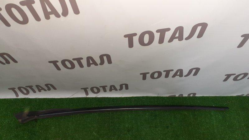Молдинг лобового стекла Toyota Alphard ANH15 2AZFE 2003 правый (б/у)