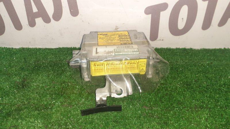 Блок управления airbag Toyota Raum EXZ10 5EFE 2001 (б/у)