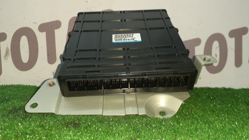 Блок управления двс Mitsubishi Pajero V75W 6G74 2001 (б/у)