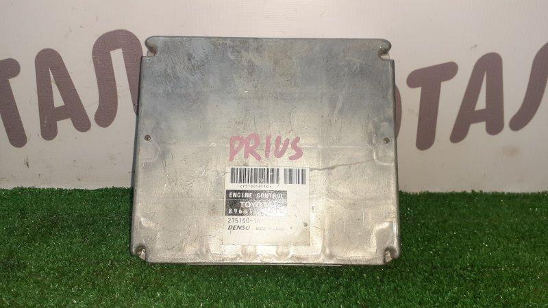 Блок управления двс Toyota Prius NHW20 1NZFXE (б/у)