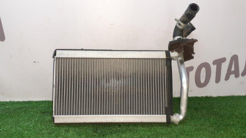 Радиатор печки Mitsubishi Pajero V75W 6G74 2001 (б/у)