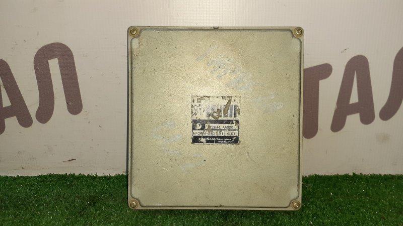 Блок управления двс Subaru Impreza GG2 EJ15 (б/у)