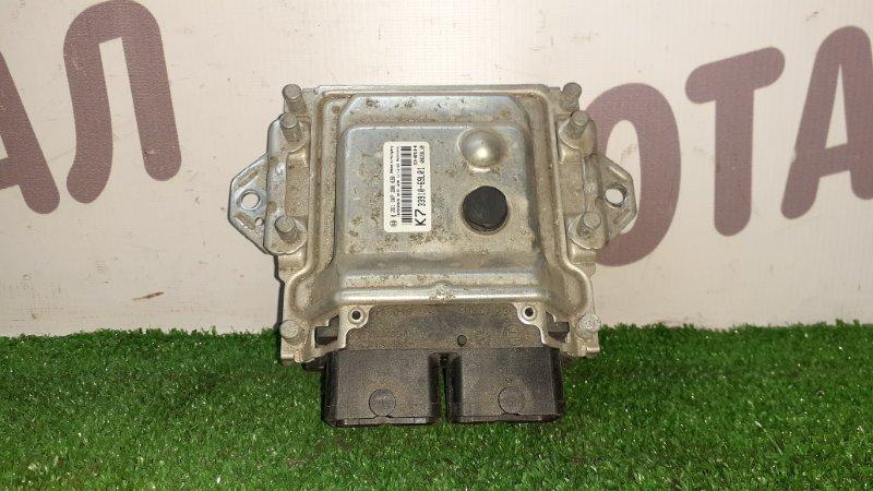 Блок управления двс Suzuki Solio MA15S K12B (б/у)