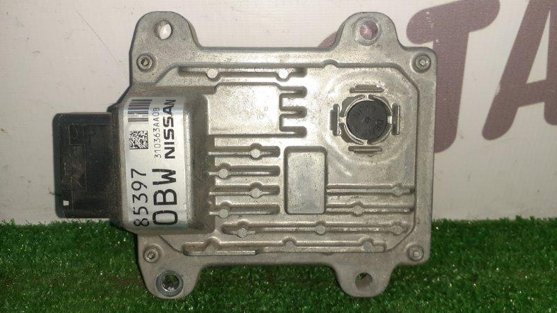 Блок управления акпп Nissan Latio N17 HR12DE 2013 (б/у)