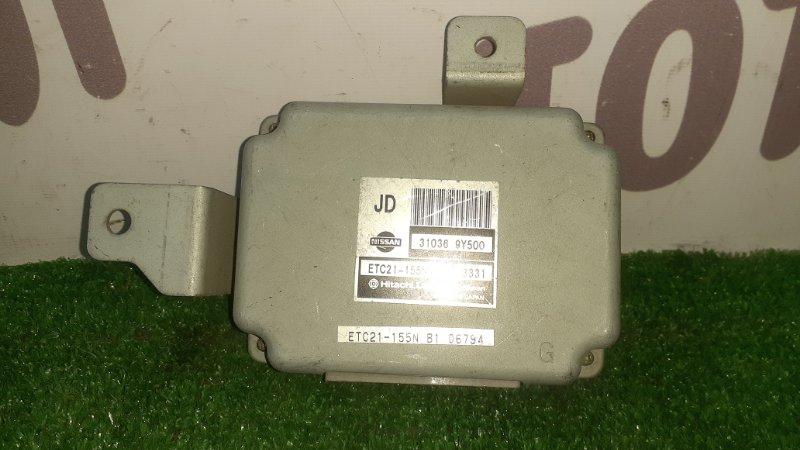 Блок управления акпп Nissan Teana PJ31 VQ35DE (б/у)