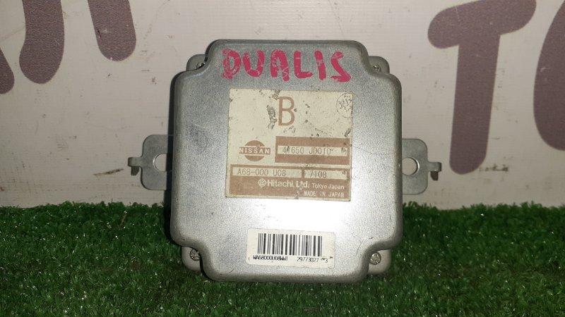 Блок управления 4wd Nissan Dualis NJ10 MR20DE (б/у)