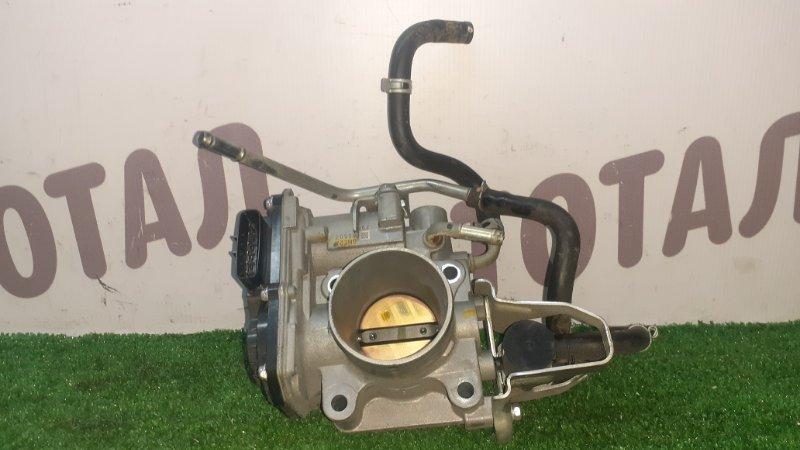 Блок дроссельной заслонки Honda Insight ZE2 LDA 2009 (б/у)