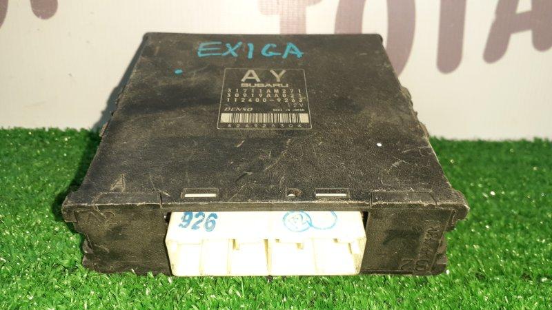 Блок управления акпп Subaru Exiga YA4 EJ20 (б/у)