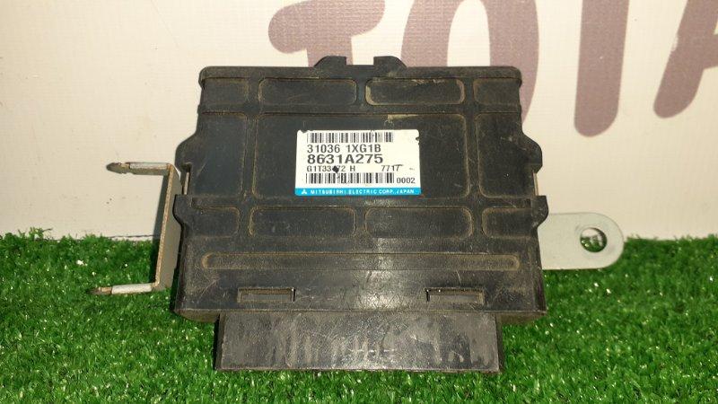 Блок управления акпп Mitsubishi Delica D5 CV5W 4B12 (б/у)