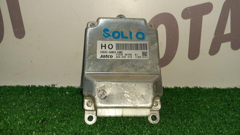 Блок управления акпп Suzuki Solio MA15S K12B (б/у)