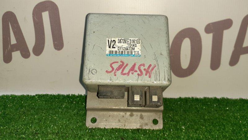 Блок управления рулевой рейкой Suzuki Splash XB32S K12B (б/у)