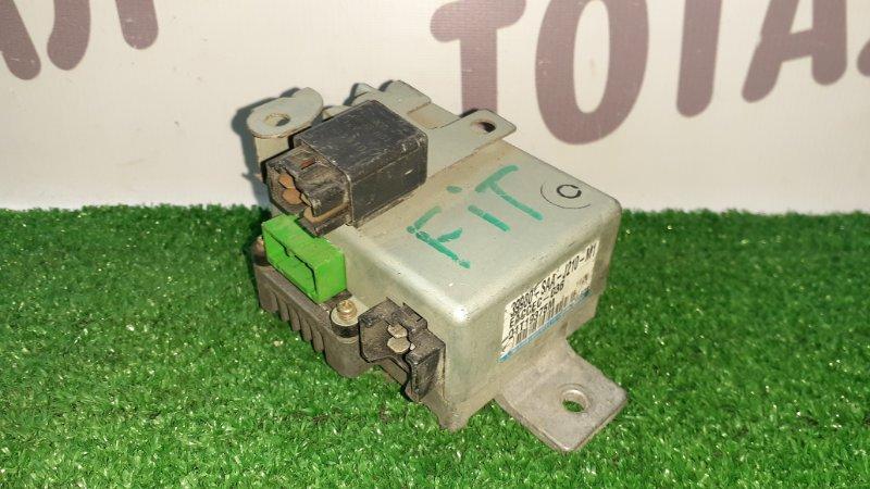 Блок управления рулевой рейкой Honda Fit GD1 L13A (б/у)