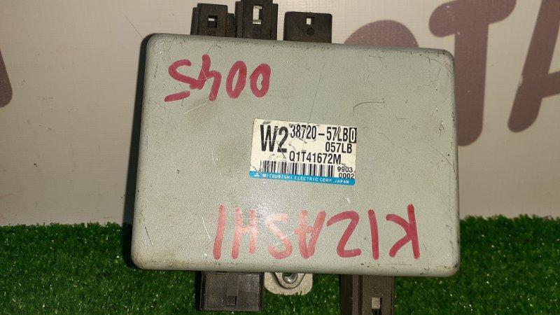 Блок управления рулевой рейкой Suzuki Kizashi RE91S J24B 2009 (б/у)