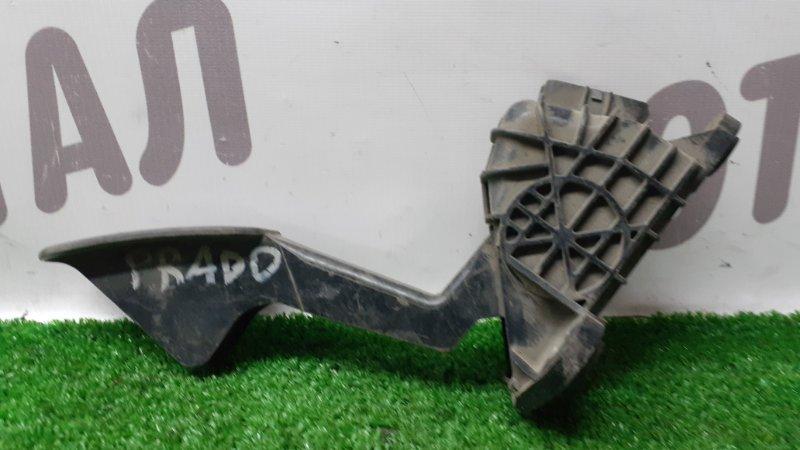 Педаль газа Toyota Land Cruiser Prado GRJ121 1GR (б/у)