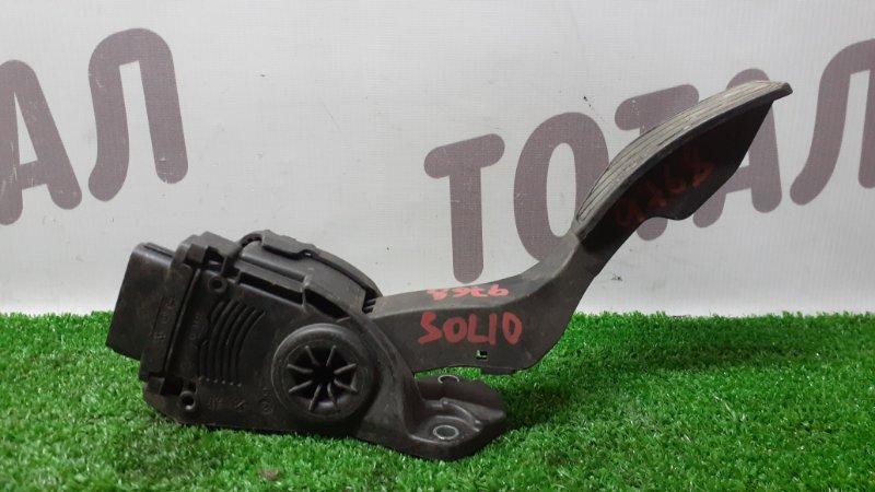 Педаль газа Suzuki Solio MA15S K12B (б/у)