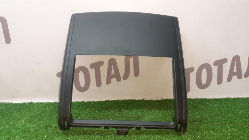 Консоль магнитофона Toyota Sai AZK10 2AZFXE 2010 (б/у)
