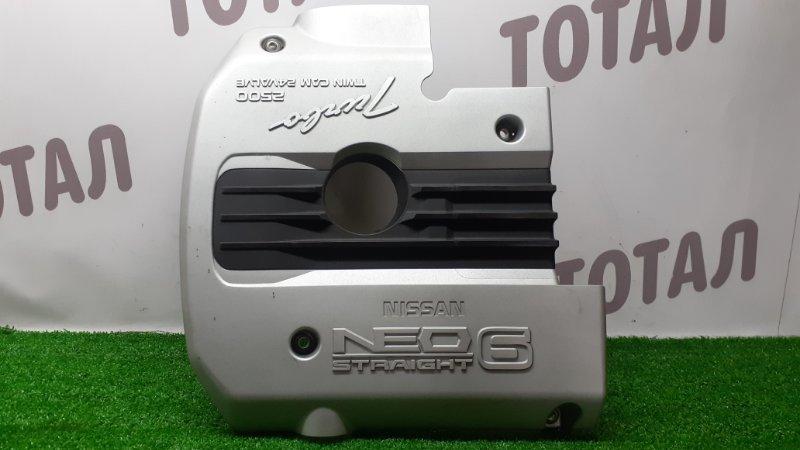 Декоративная крышка двигателя Nissan Cedric ENY34 RB25DET 1999 (б/у)