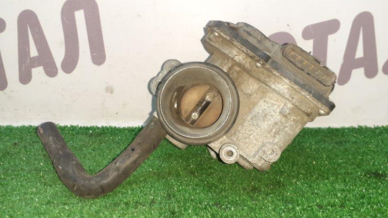 Блок дроссельной заслонки Toyota Belta SCP92 2SZ (б/у)