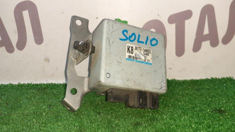 Блок управления рулевой рейкой Suzuki Solio MA15S K12B (б/у)