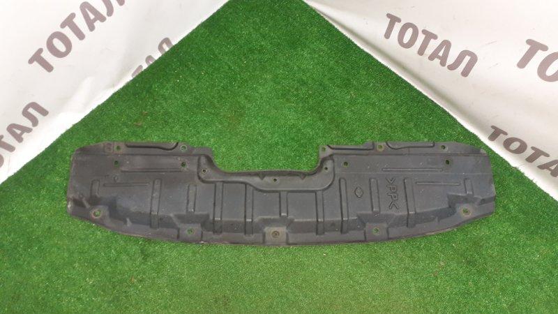 Защита бампера Nissan Presage VNU30 YD25DDTI 1998 передняя (б/у)