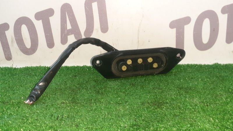 Группа контактная сдвижной двери Nissan Serena VNC24 YD25DDTI задняя левая (б/у)