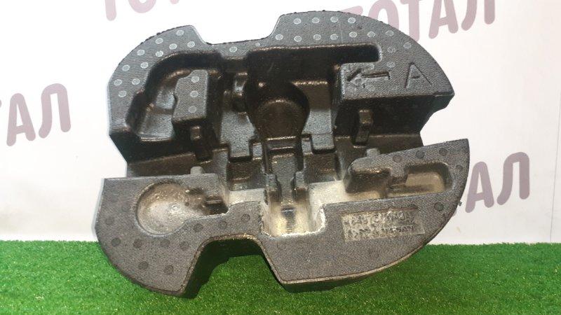 Обшивка багажника Nissan Note E12 HR12DDR 2013 нижняя (б/у)