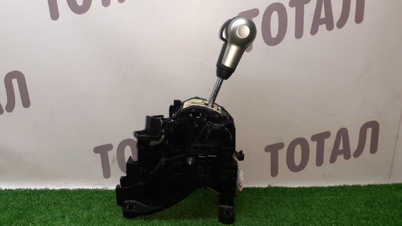 Рычаг переключения кпп Nissan X-Trail TNT31 QR25DE 2009 (б/у)