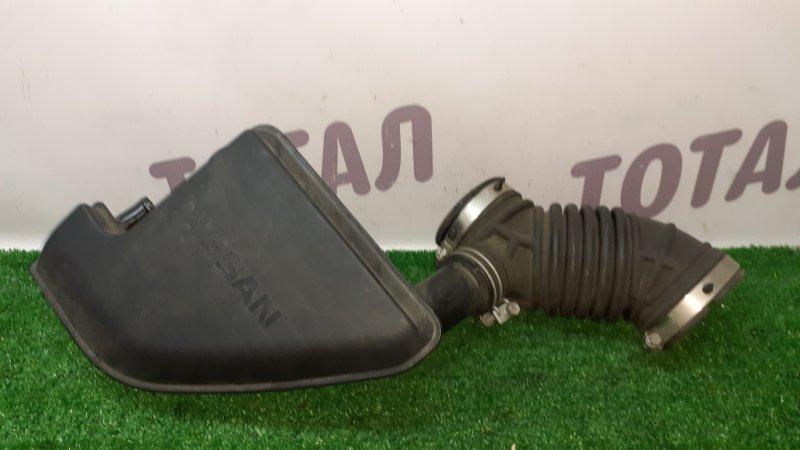 Патрубок воздушн.фильтра Nissan X-Trail TNT31 QR25DE 2009 (б/у)