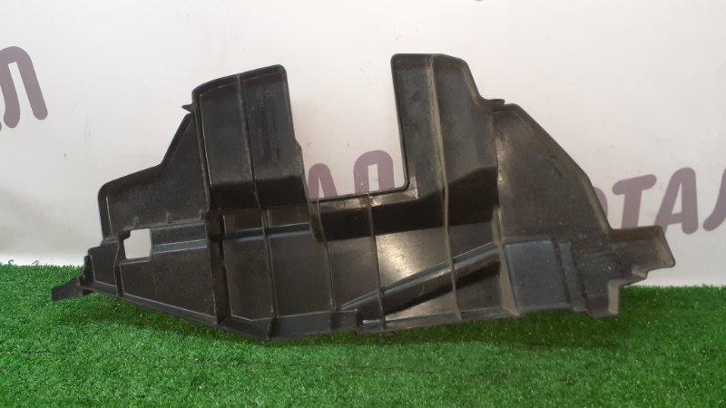Дефлектор радиатора Nissan X-Trail TNT31 QR25DE 2009 правый (б/у)