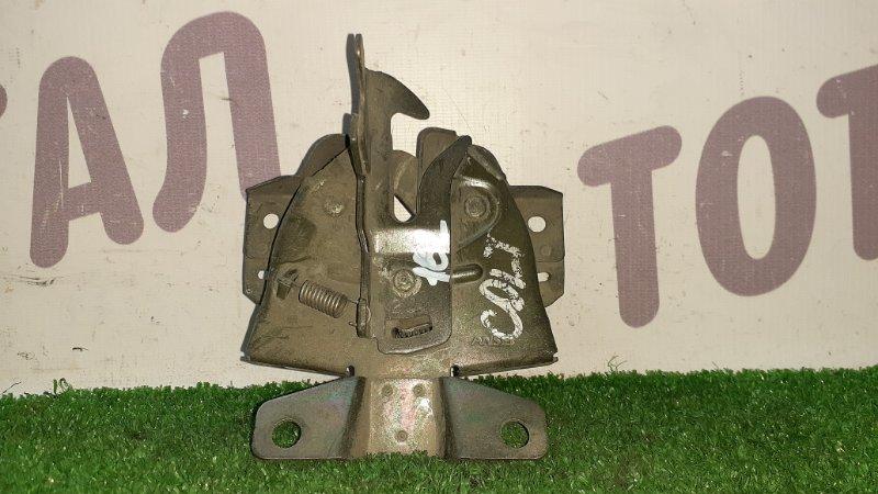 Замок капота Mitsubishi Colt Z25A 4G19 (б/у)