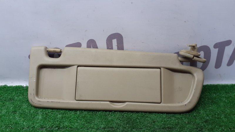 Козырек солнцезащитный Honda Civic FD3 LDA 2008 правый (б/у)