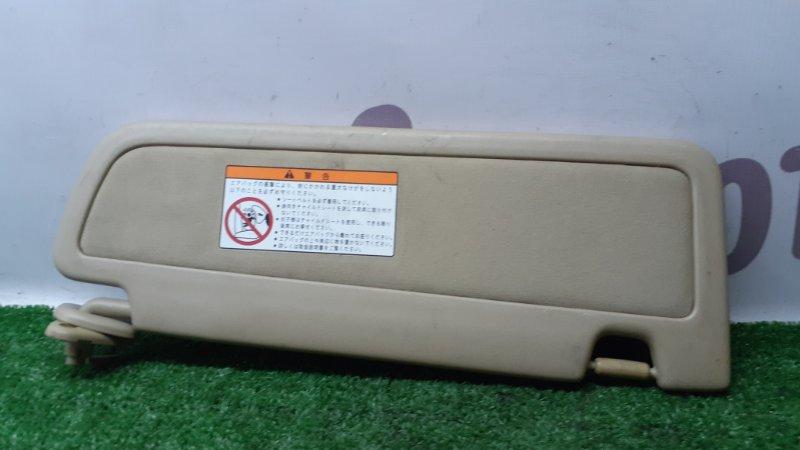 Козырек солнцезащитный Honda Civic FD3 LDA 2008 левый (б/у)