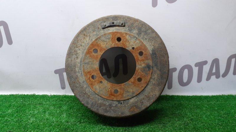 Тормозной барабан Nissan Elgrand AVWE50 QD32TI задний (б/у)