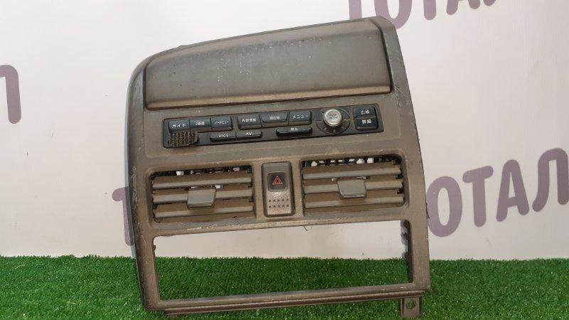 Консоль климат-контроля Nissan Presage VNU30 YD25DDTI 1999 (б/у)