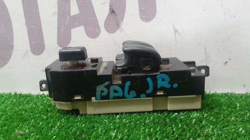 Блок упр. стеклоподьемниками Mitsubishi Pajero Junior H57A 4A31 передний правый (б/у)