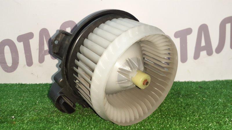 Мотор печки Toyota Belta SCP92 1KRFE (б/у)