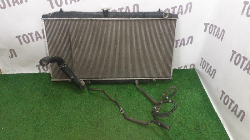 Радиатор двс Nissan Safari WTY61 ZD30DDTI 1999 (б/у)