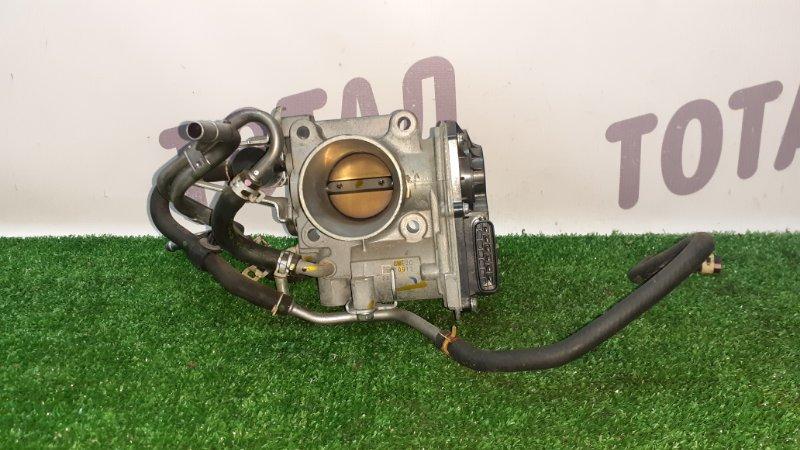 Блок дроссельной заслонки Honda Fit Shuttle GP2 LDA 2011 (б/у)